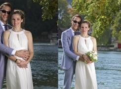 Hochzeit von Franziska und Donnino