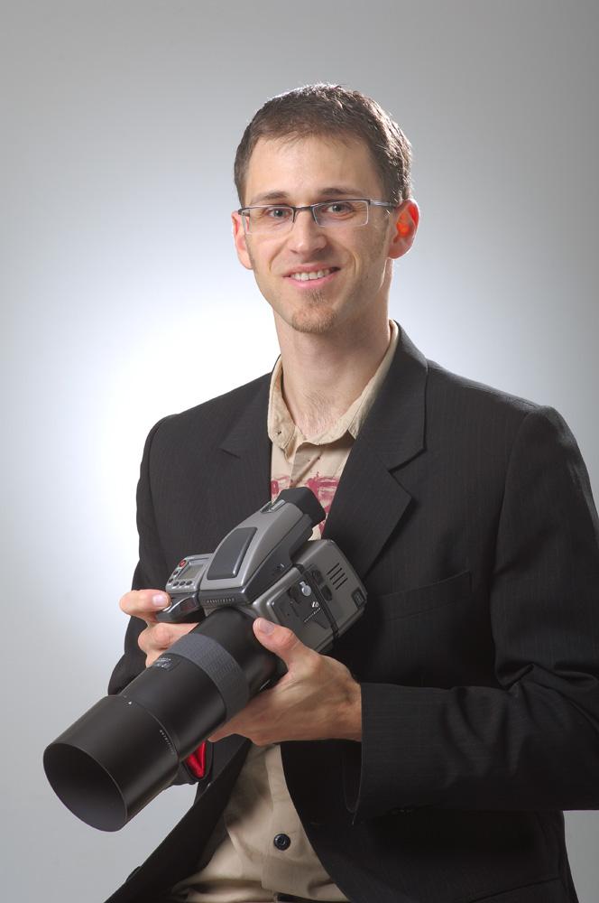 Fotograf Niki Huwyler